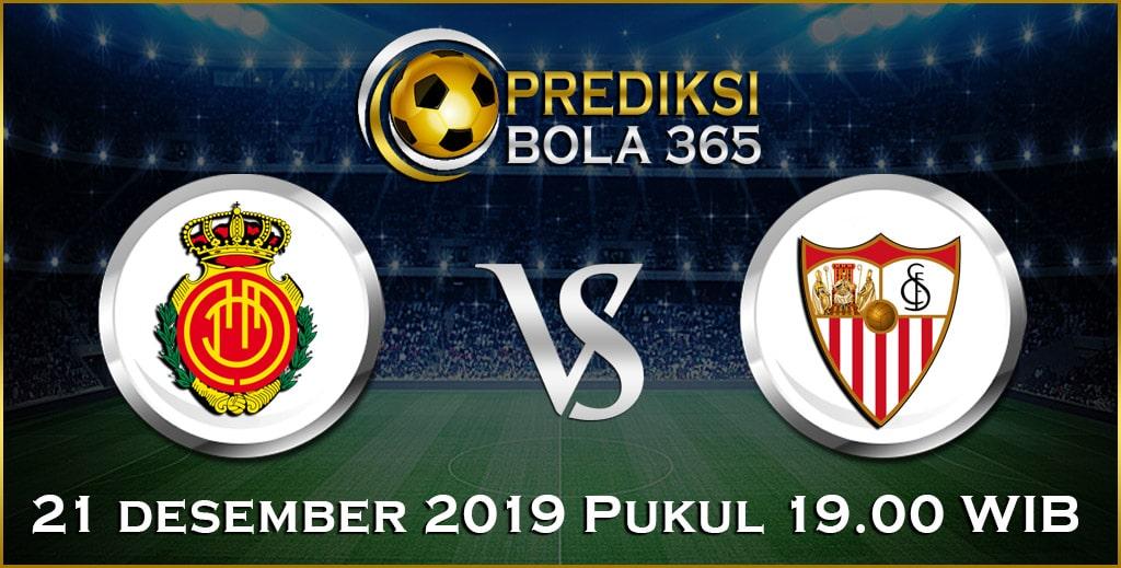 Prediksi Skor Bola Mallorca vs Sevilla 21 Desember 2019 Akurat Hari Ini