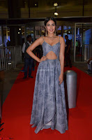 Rhea Chakraborty in a Sleeveless Deep neck Choli Dress Stunning Beauty at 64th Jio Filmfare Awards South ~  Exclusive 004.JPG