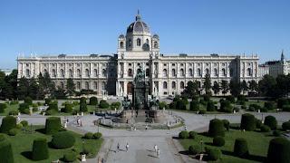 Φιλοξενούμενοι του Μουσείου της Βιέννης μαθητές της Σαμοθράκης