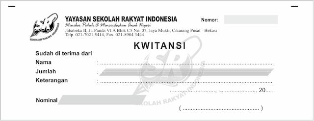Download Kumpulan Desain Kwitansi Format CorelDraw
