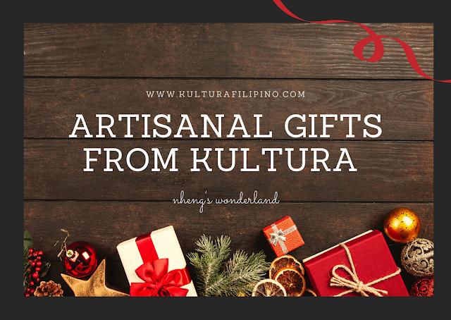 ARTISANAL GIFTS FROM KULTURA