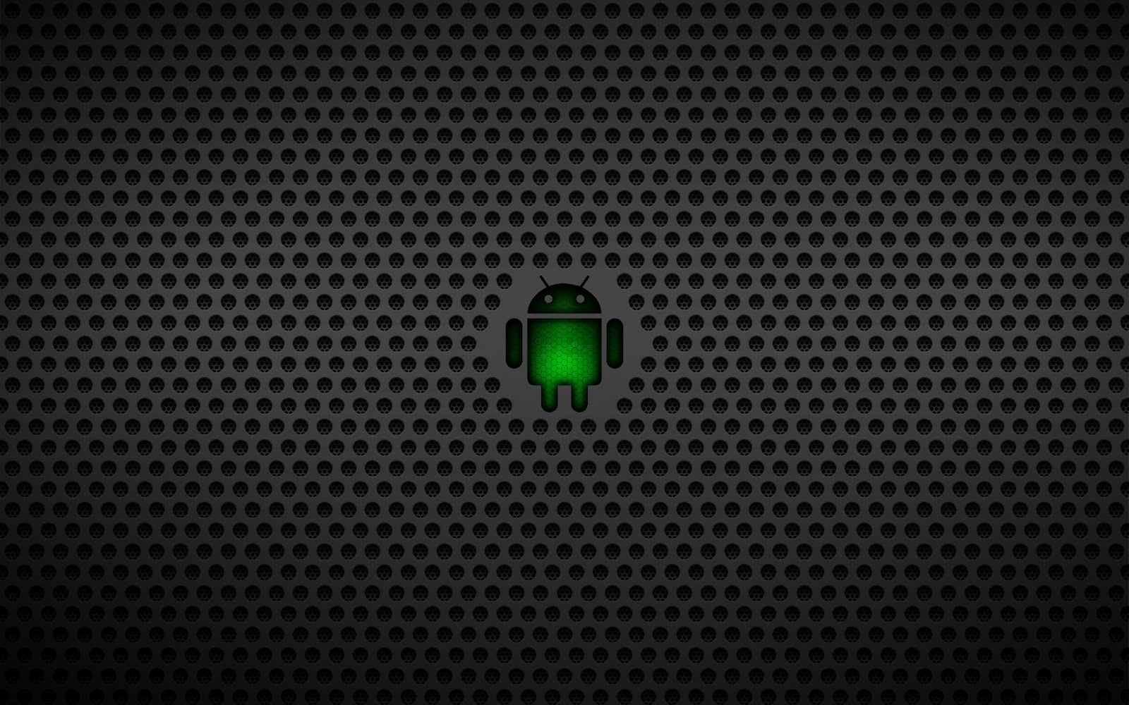 High Resolution Wallpaper Android: Metallic Android HD Wallpaper