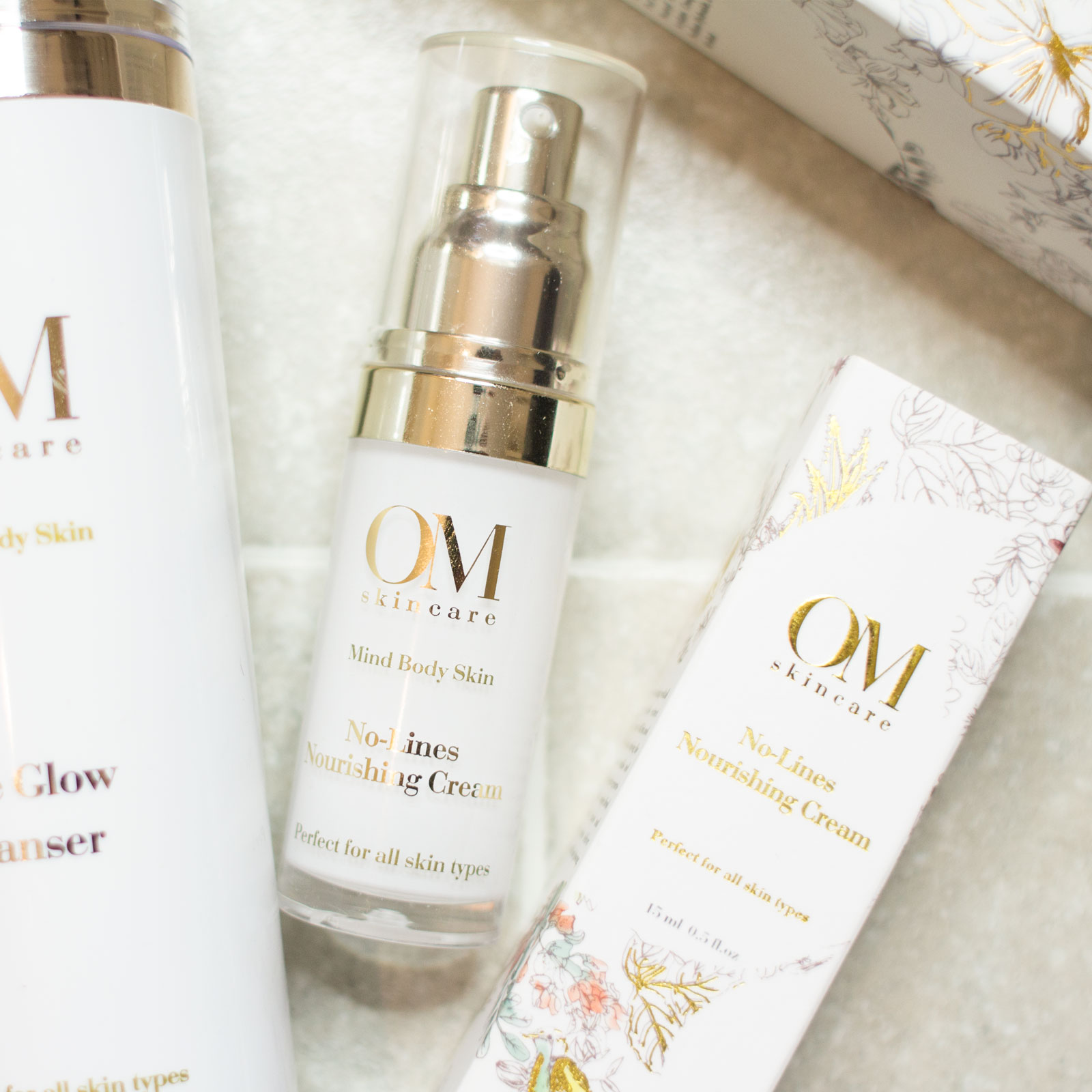 Om Skincare No-Lines Nourishing Cream Review