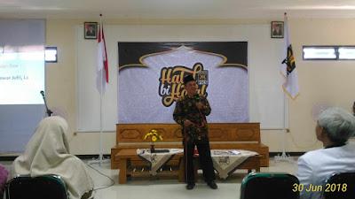 PKS Wonogiri Gelar Halal Bi Halal Se Kabupaten Wonogiri