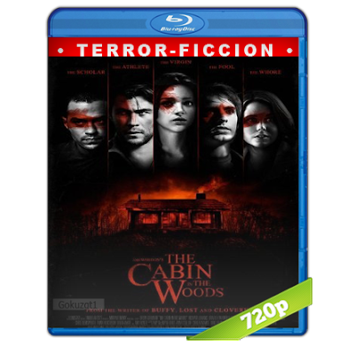 La Cabaña Del Terror (2012) BRRip 720p Audio Trial Latino-Castellano-Ingles 5.1