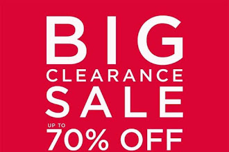 The SM Store Rosales Big Clearance Sale
