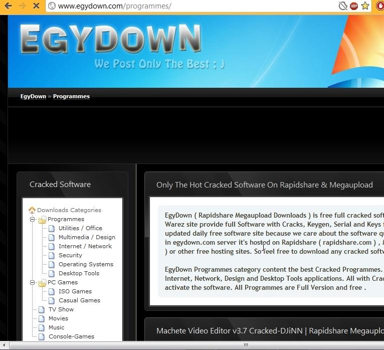 crack softwares sites