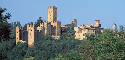 Se vuoi passare qualche giorno di vacanza in Emilia,ti consiglio Castell'Arquato