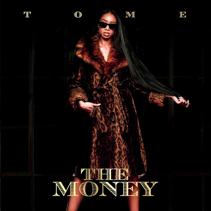"Songstress Tome releases new single ""The Money"" – LISTEN"
