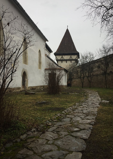 Biserica Fortificata din Cincsor