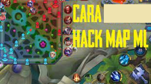 Cara Hack Map ML