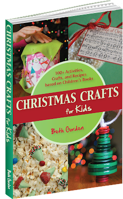 Christmas Crafts for Kids: 100+ Activities, Crafts, and Recipes based on Children's Books