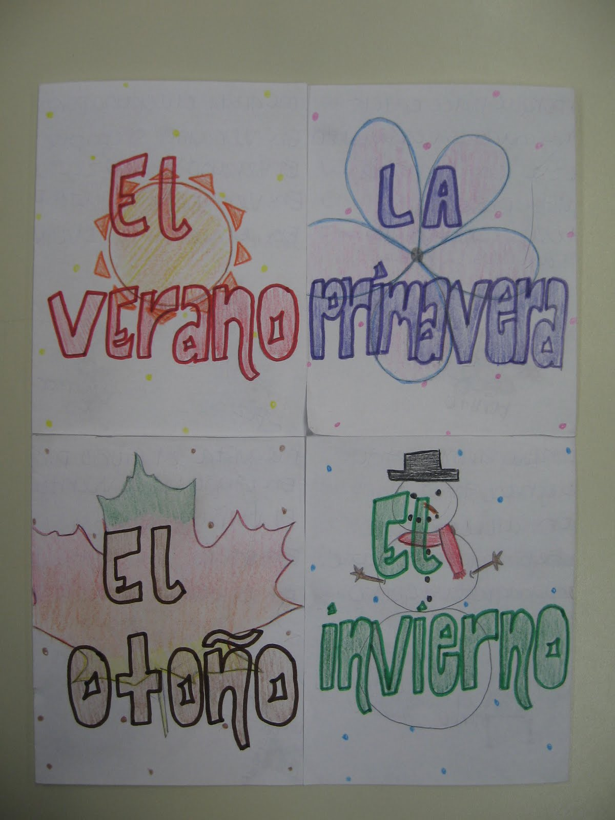 The Enlightened Elephant Spanish Foldables All About The