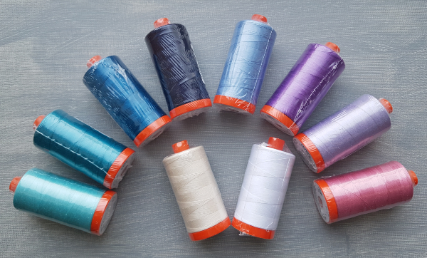 Aurifil thread | DevotedQuilter.com