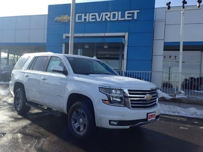2017 Chevrolet Tahoe for sale at Emich Chevrolet near Denver