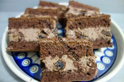 Ciasto Pijana śliwka