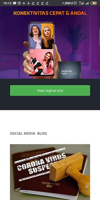Cara Menyimpan Foto Profil IG