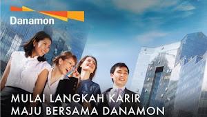 Lowongan Kerja Terbaru PT Bank Danamon Indonesia Tbk