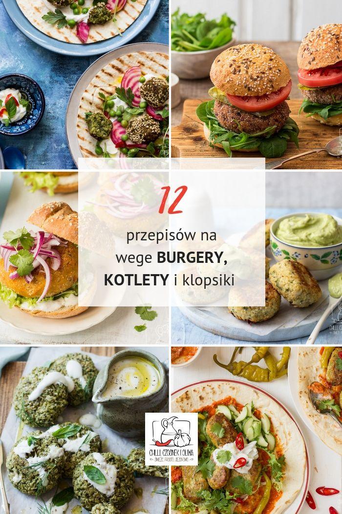 12 Przepisow Na Pyszne Wegetarianskie Burgery Kotlety I Klopsiki
