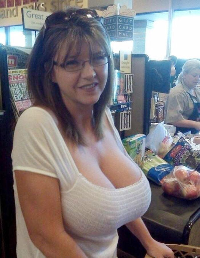Porn big tits natural