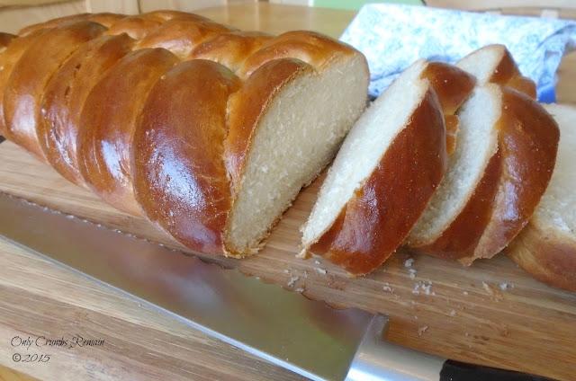 how to make a 4 strand plaited loaf