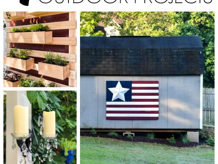 7 Outdoor Projects to do This Summer