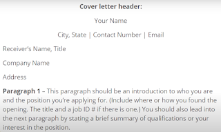 How to write a cover letter?(cover letter example)