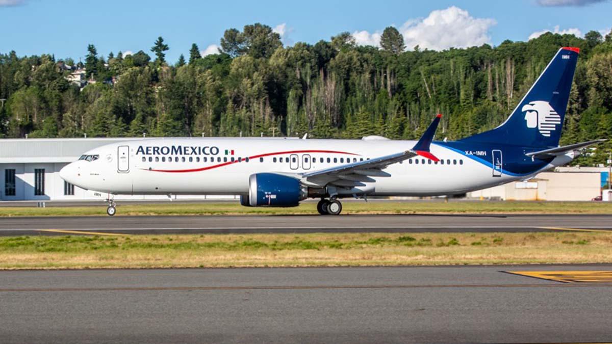 AEROMÉXICO BOEING 737 MAX FLOTA 01