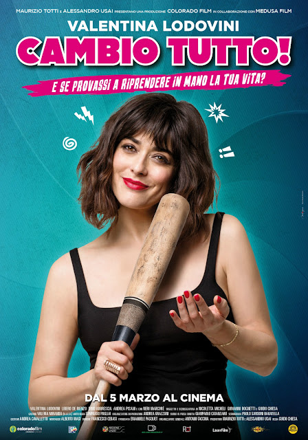 Cambio Tutto! Valentina Lodovini