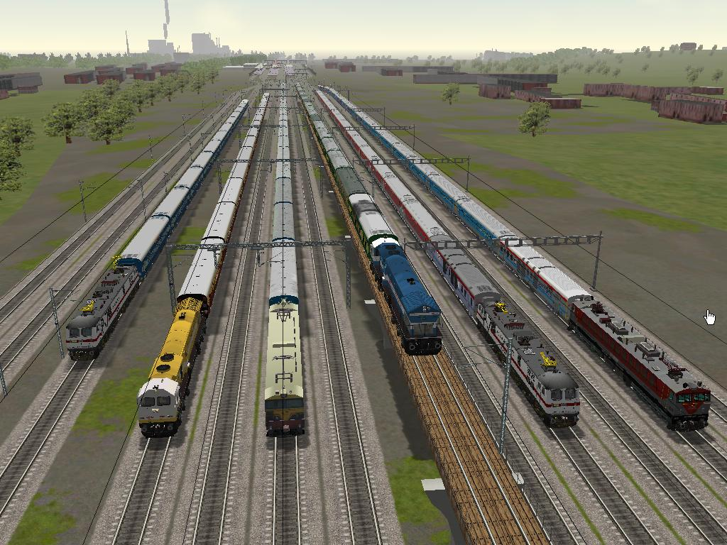 microsoft train simulator indian railways routes download