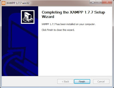 cara menginstall xampp di windows g - Cara Menginstall Xampp Di Windows Untuk Php Dan Mysql