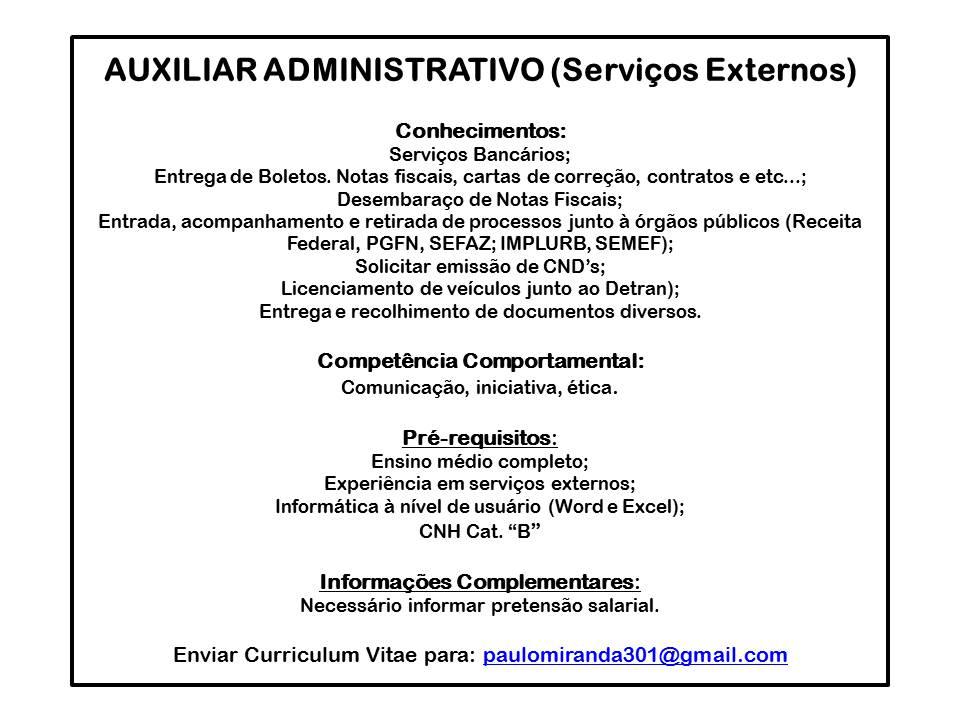 Envie Seu Curriculo Aqui Supervisor De Garantia Da Qualidade