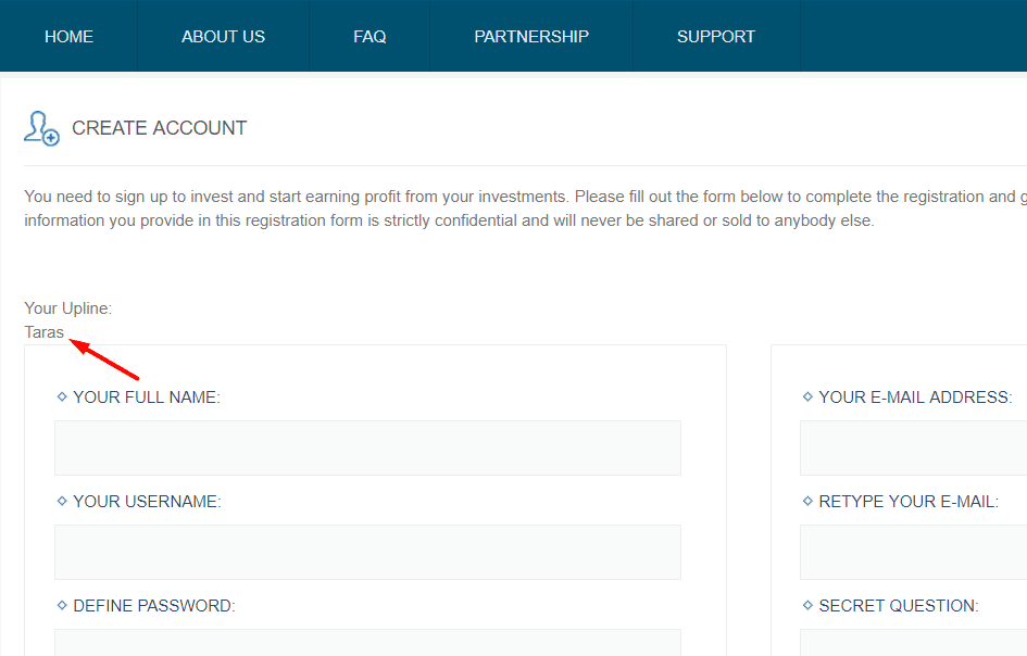 Инструкция перед заказом бонуса