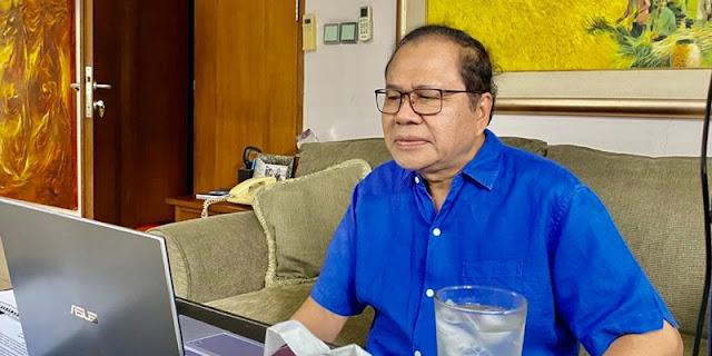 Pesimistis Rizal Ramli, Cita-cita Indonesia Bebas Krisis Mustahil Karena Menteri Keuangan Terbalik