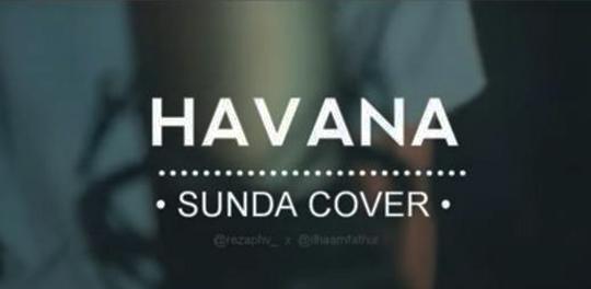 Lirik Havana Versi Sunda (Mantana Manehna)