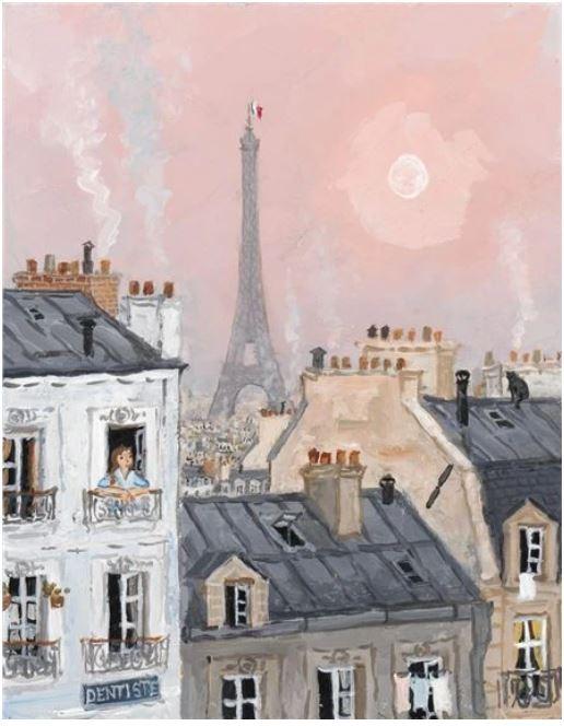 Fabienne Delacroix: Un Rêve de France Hugo Galerie
