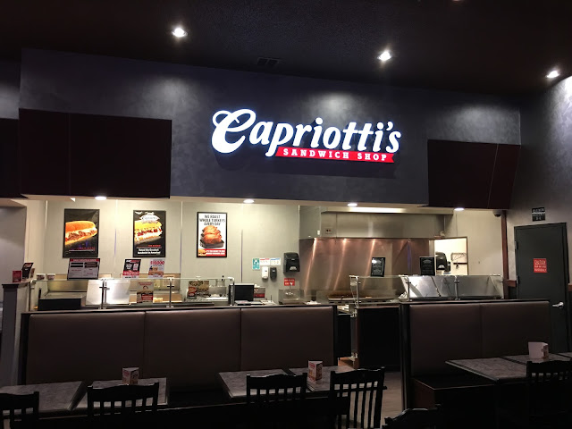 Capriotti's Sandwich Shop in the Edgewater Casino Laughlin, NV