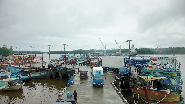 Produksi Meningkat, SKPT Mimika Kekuatan Pangan  Sektor Perikanan Indonesia Timur