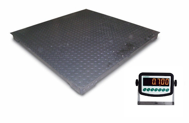 Marsden Weighing Group's New Heavy Duty Scales administrate weights up-to 5 tonnes