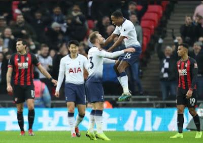 Prediksi Bournemouth vs Tottenham 4 Mei 2019