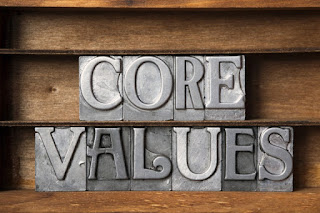 core values addiction recovery