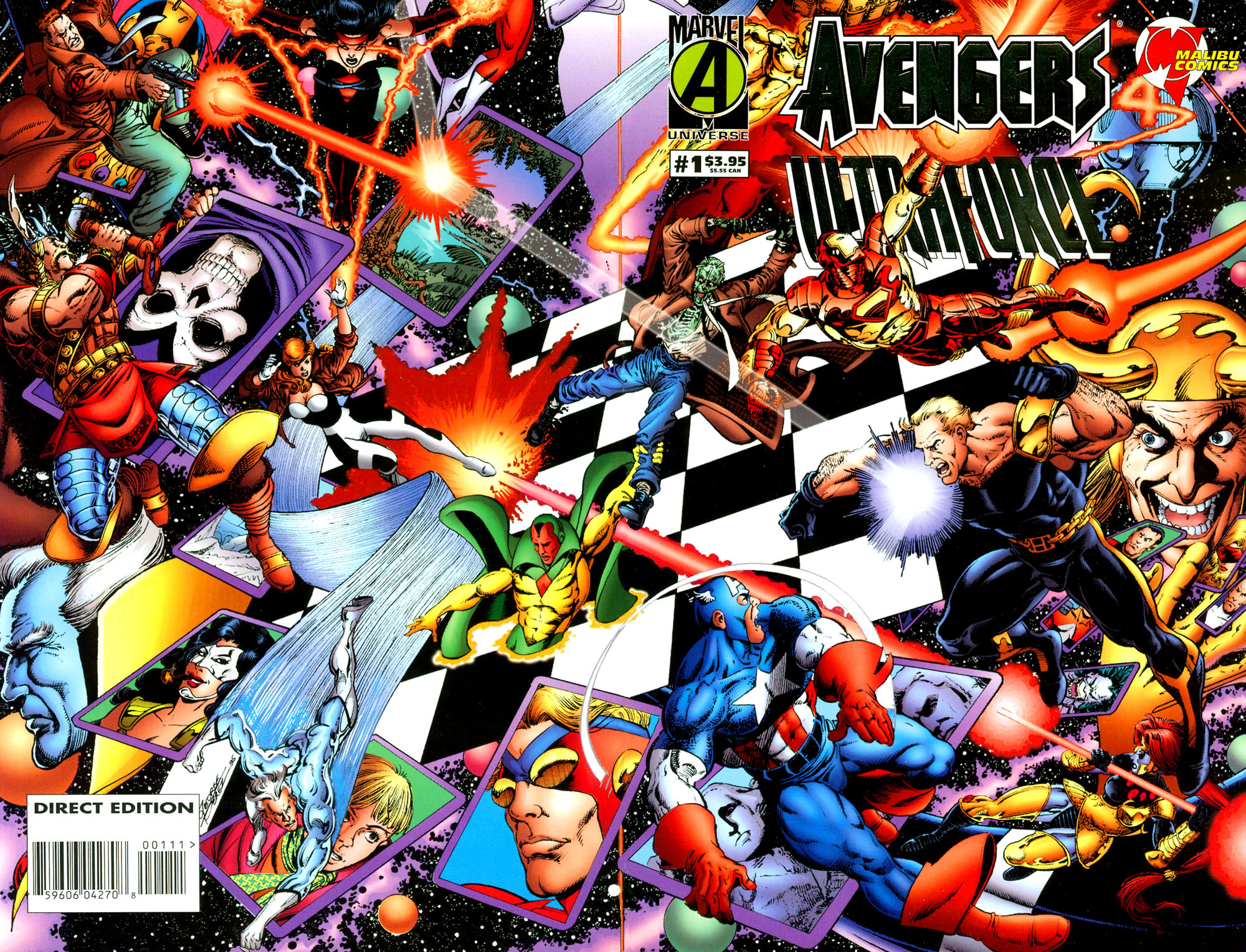 Avengers Ultraforce George Perez