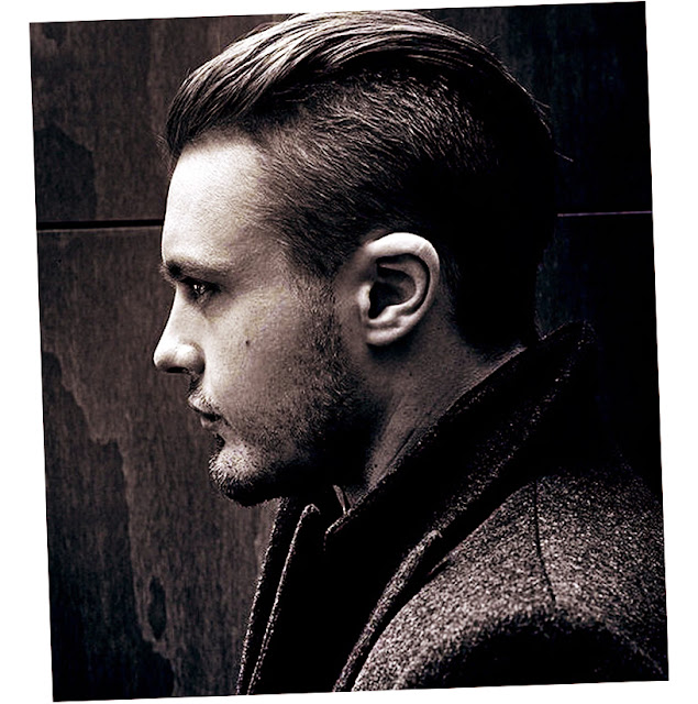 undercut hairstyle men back of head picture