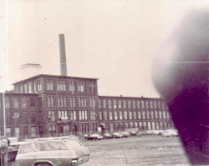 The SS White factory that was The Factory/Snoopy's rock club
