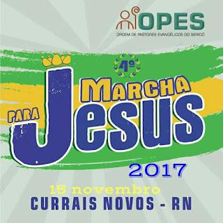 MARCHA PARA JESUS 2017
