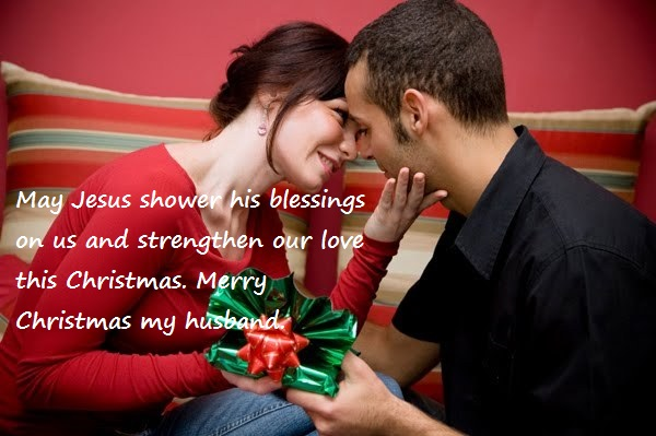 Latest Christmas 2016 Wishes Message Cards & Quotes For Wife & Husband