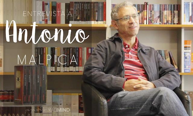 [ENTREVISTA] Antonio Malpica