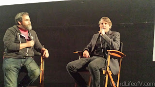 Adam Nimoy answering questions about For the Love of Spock