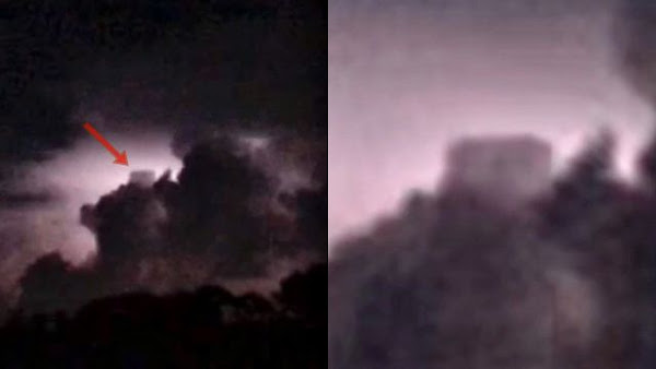 UFO NEWS ~ Cube Shaped Anomaly appears during lightning storm over Vineland, NY  plus MORE Cube%2Bshaped%2Banomaly%2Blightning%2Bstorm
