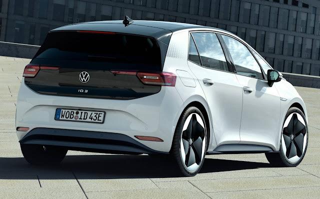 Depois de 6 milhões de Golf, fábrica da VW em Zwickau fará apenas elétricos